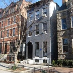 F. Scott Fitzgerald's Baltimore Home for Sale